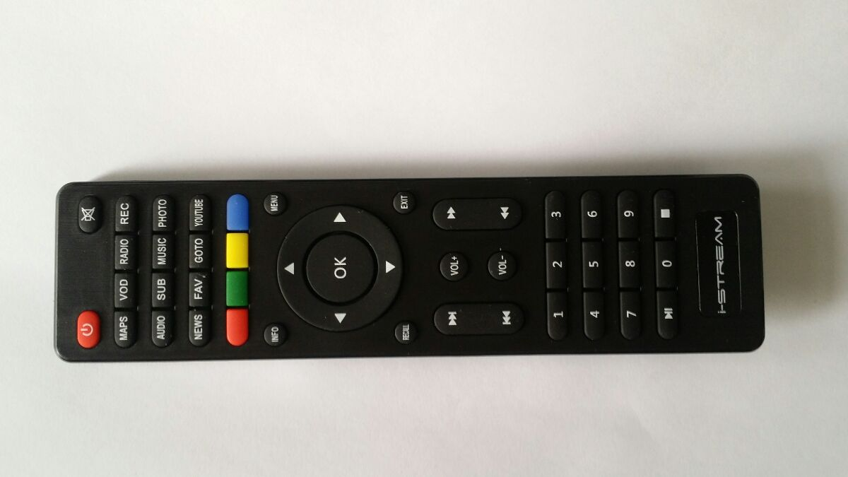 iStream Remote